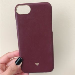 iPhone 6-8 case soft texture